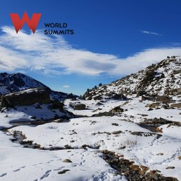 Vall d'incles - Estany de Juclar